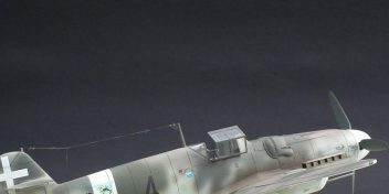 Bf.109G-6inRegiaAeronauticaservice