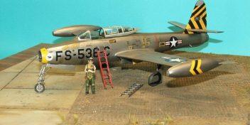 F-84Thunderjet'KoreanFlightReadiness'