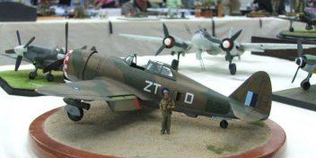 P-47 Thunderbolt SEAC - 1-32 scale by Gary Heinemann